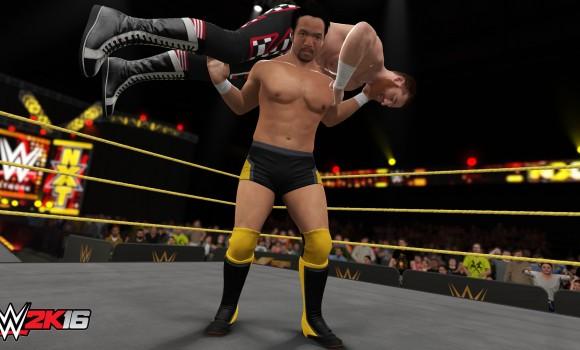 WWE 2K16 Ekran Görüntüleri - 12