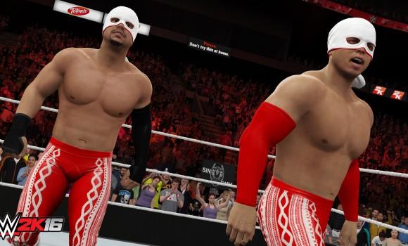 WWE 2K16 Ekran Görüntüleri - 10