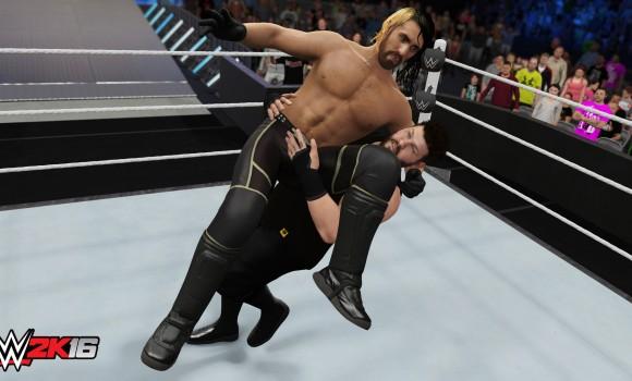 WWE 2K16 Ekran Görüntüleri - 8