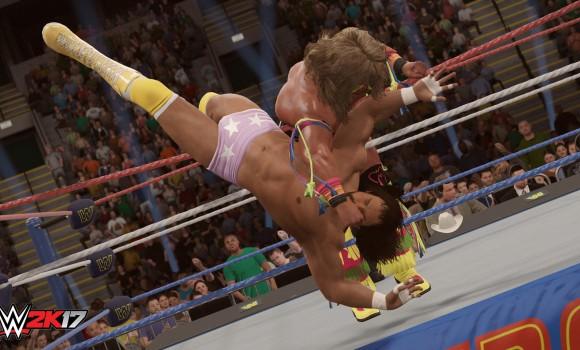 WWE 2K17 Ekran Görüntüleri - 1