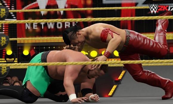 WWE 2K17 Ekran Görüntüleri - 4