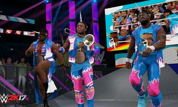 WWE 2K17 Ekran Görüntüleri - 3