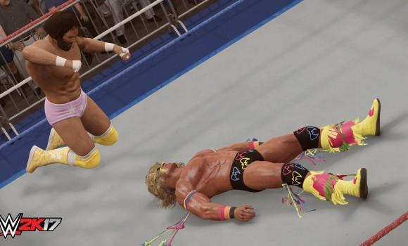 WWE 2K17 Ekran Görüntüleri - 2