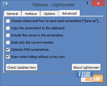 X-Lightscreen Ekran Görüntüleri - 1