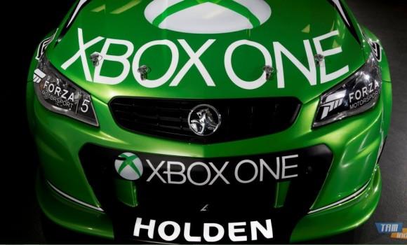Xbox One Yarış Takımı Teması Ekran Görüntüleri - 1