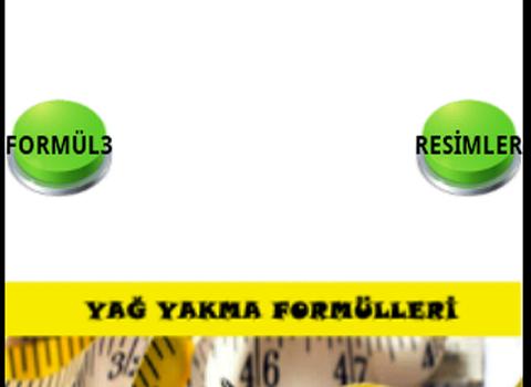 Yağ Yakma Formülleri Ekran Görüntüleri - 3
