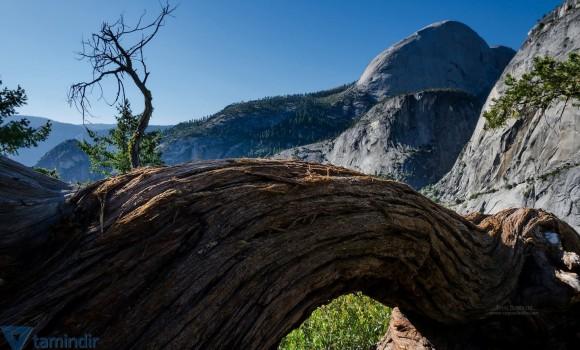 Yosemite'den Sahneler Teması Ekran Görüntüleri - 2