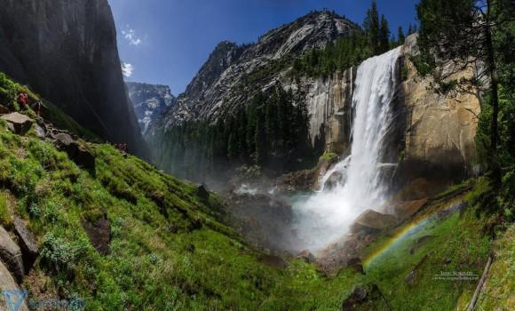 Yosemite'den Sahneler Teması Ekran Görüntüleri - 1