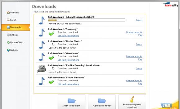 YouTube Song Downloader Ekran Görüntüleri - 2