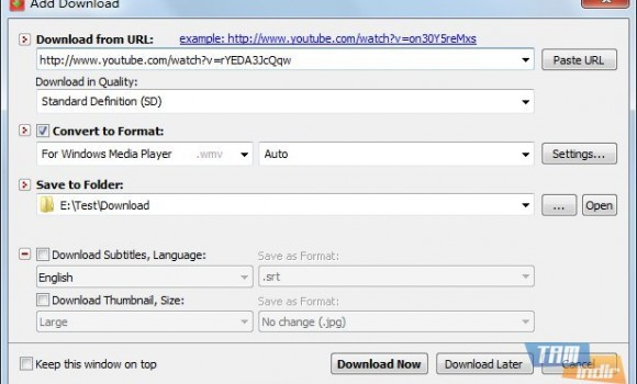 YouTube Video Downloader Pro Ekran Görüntüleri - 5