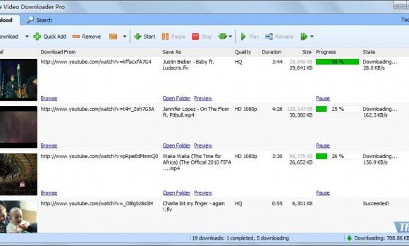 YouTube Video Downloader Pro Ekran Görüntüleri - 3