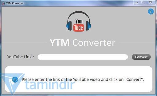 YTM Converter Ekran Görüntüleri - 1