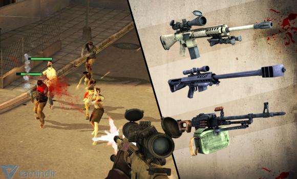 Z Hunter - War of The Dead Ekran Görüntüleri - 3