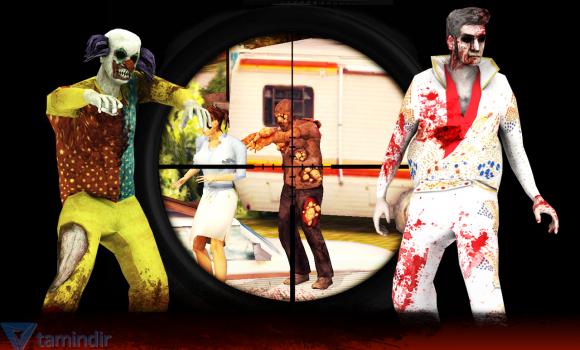 Z Hunter - War of The Dead Ekran Görüntüleri - 2