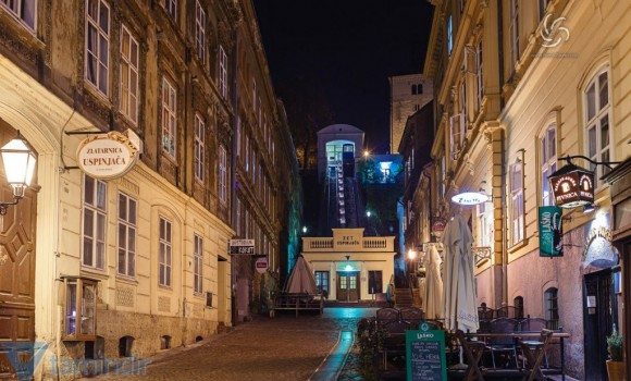 Zagreb Geceleri Teması Ekran Görüntüleri - 2