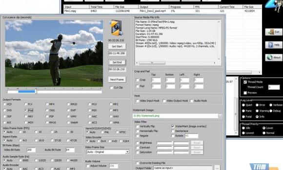 Zebra Total Video Converter Ekran Görüntüleri - 1