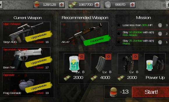 The Zombie: Gundead Ekran Görüntüleri - 1