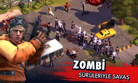 Zombie Anarchy Ekran Görüntüleri - 5