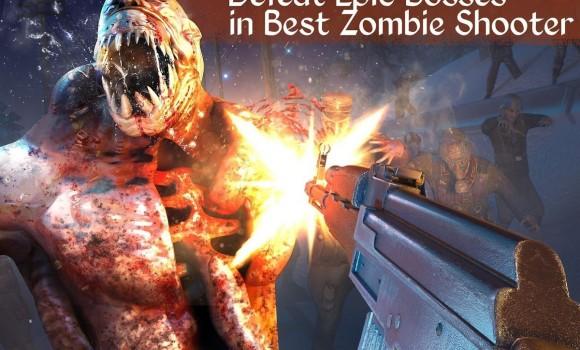 Zombie Call: Dead Shooter FPS Ekran Görüntüleri - 8