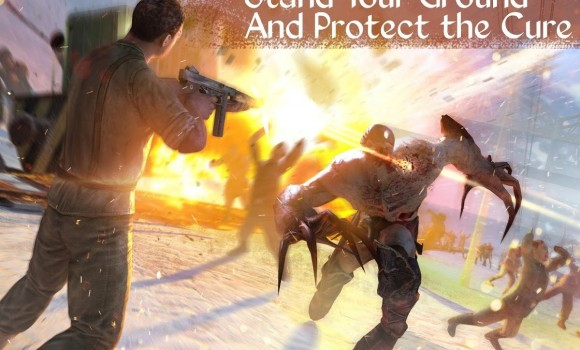 Zombie Call: Dead Shooter FPS Ekran Görüntüleri - 6