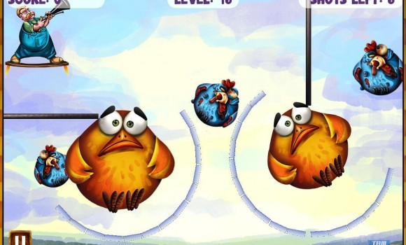 Zombie Chicken Frenzy Ekran Görüntüleri - 2