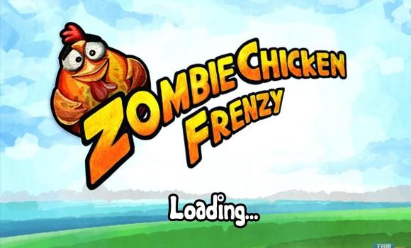 Zombie Chicken Frenzy Ekran Görüntüleri - 5
