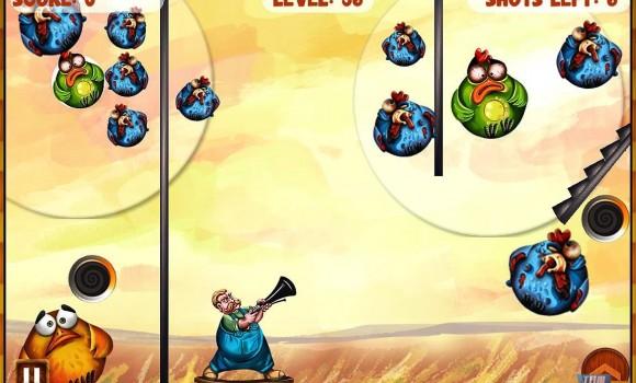 Zombie Chicken Frenzy Ekran Görüntüleri - 1