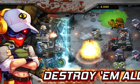 Zombie Corps Ekran Görüntüleri - 4