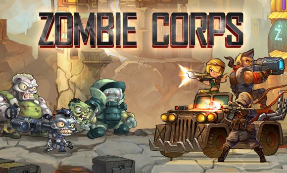 Zombie Corps Ekran Görüntüleri - 1