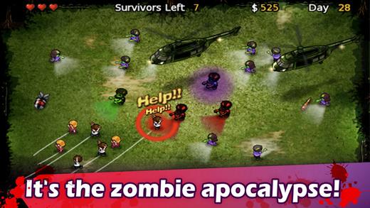 Zombie Escape Free Ekran Görüntüleri - 5