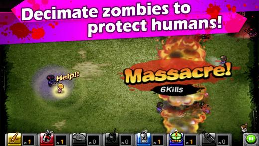 Zombie Escape Free Ekran Görüntüleri - 4