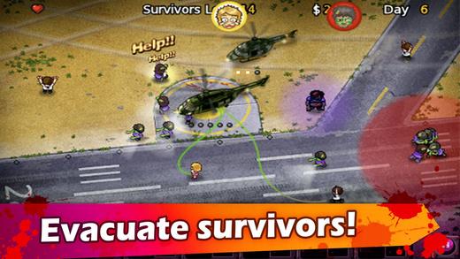 Zombie Escape Free Ekran Görüntüleri - 3