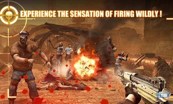 Zombie Frontier 2:Survive Ekran Görüntüleri - 7
