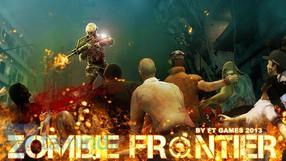 Zombie Frontier Ekran Görüntüleri - 5