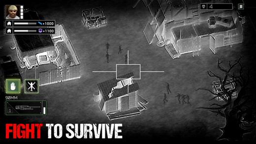 Zombie Gunship Survival Ekran Görüntüleri - 5