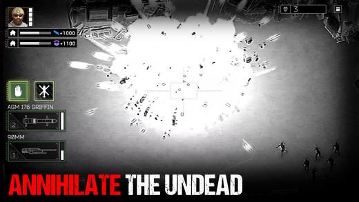 Zombie Gunship Survival Ekran Görüntüleri - 3