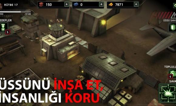 Zombie Gunship Survival Ekran Görüntüleri - 2