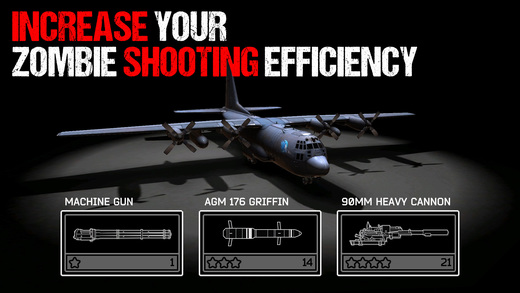 Zombie Gunship Survival Ekran Görüntüleri - 1