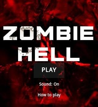 Zombie Hell Ekran Görüntüleri - 1