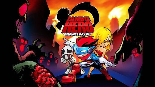 Zombie Hero: Revenge of Kiki Ekran Görüntüleri - 5