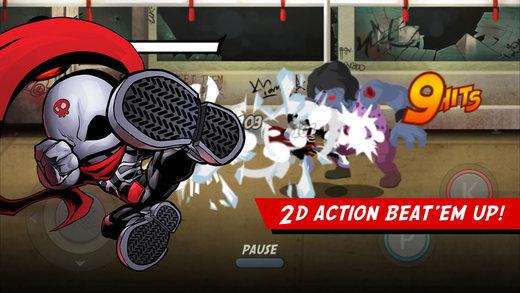 Zombie Hero: Revenge of Kiki Ekran Görüntüleri - 2