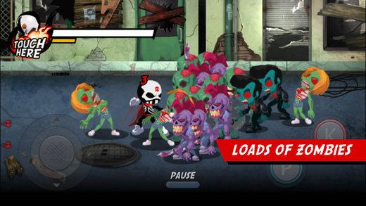 Zombie Hero: Revenge of Kiki Ekran Görüntüleri - 1