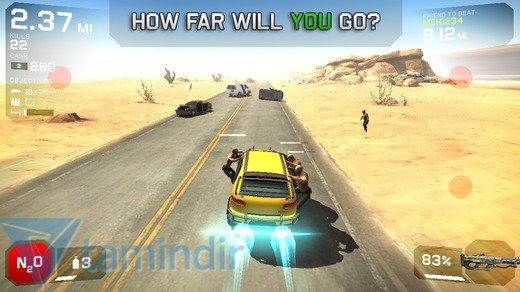 Zombie Highway 2 Ekran Görüntüleri - 4