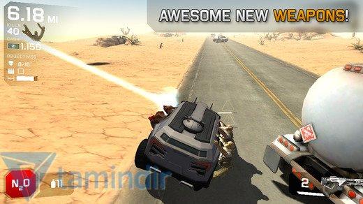 Zombie Highway 2 Ekran Görüntüleri - 3