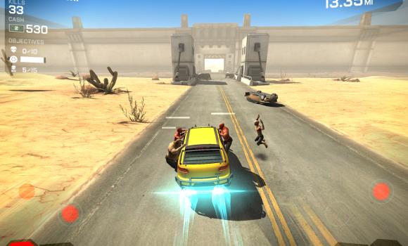 Zombie Highway 2 Ekran Görüntüleri - 2