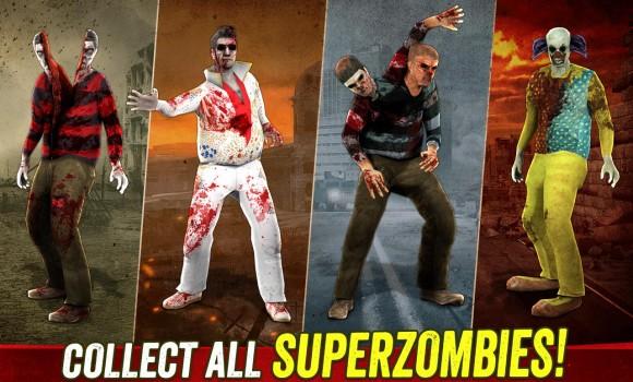 Zombie Hunter: Apocalypse Ekran Görüntüleri - 5