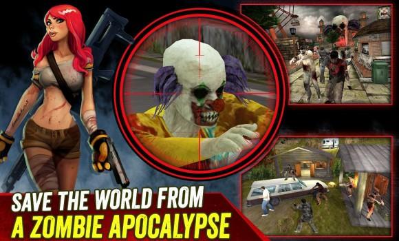 Zombie Hunter: Apocalypse Ekran Görüntüleri - 7