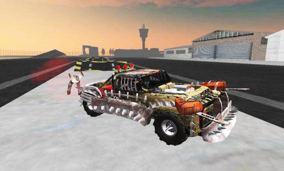 Zombie Killer Truck Driving 3D Ekran Görüntüleri - 6