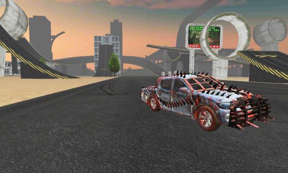 Zombie Killer Truck Driving 3D Ekran Görüntüleri - 5