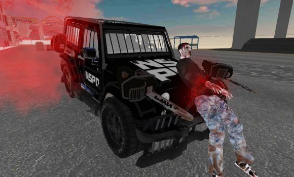 Zombie Killer Truck Driving 3D Ekran Görüntüleri - 4